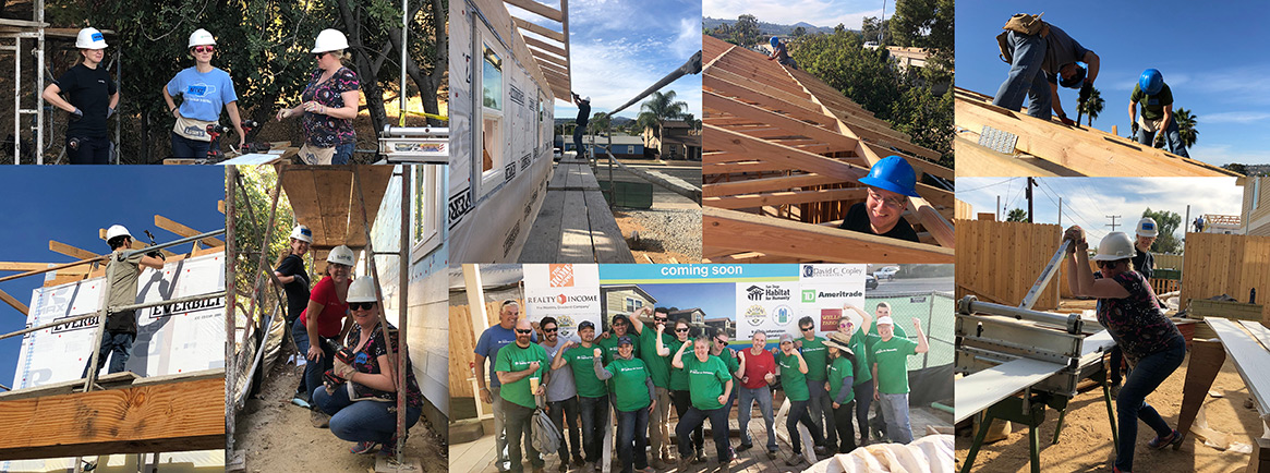 FPBA Habitat for Humanity Build