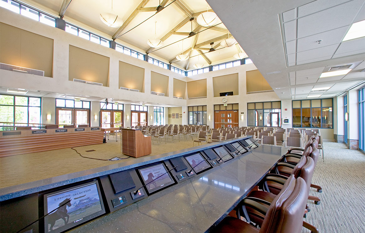 Poway City Offices Interior