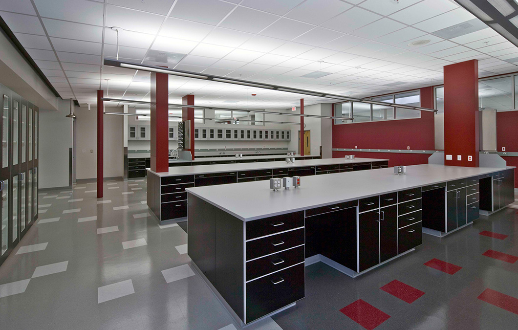 Genoptix Faraday Avenue Building Laboratory