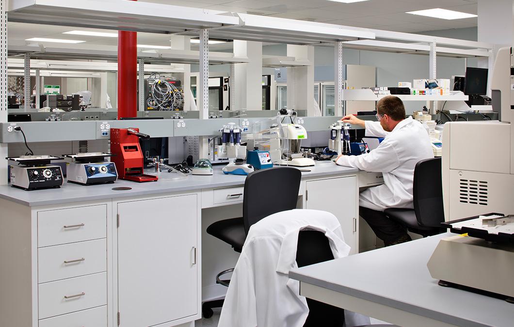 Gilead Sciences Lab Gilead Sciences Tenant...