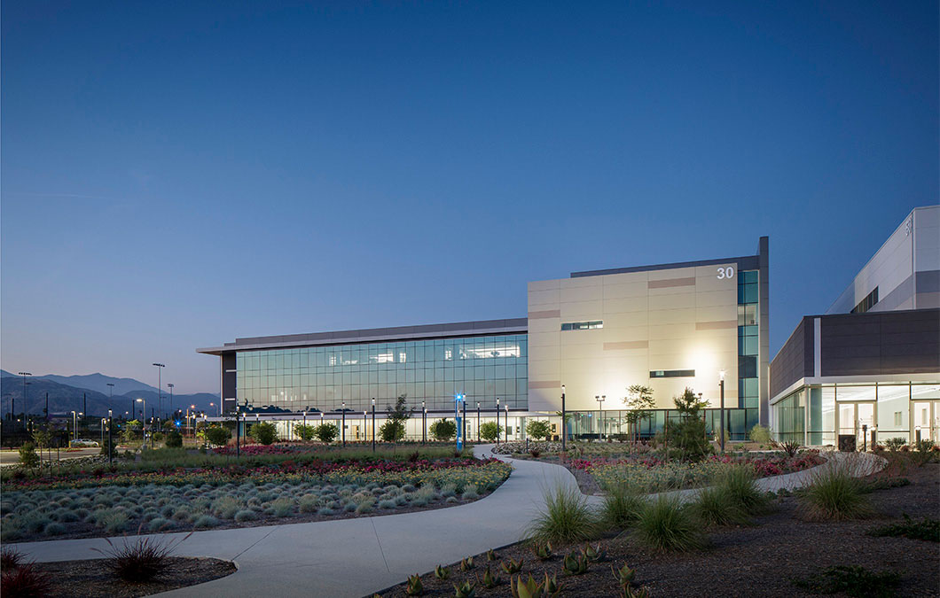 Gilead Sciences La Verne Exterior