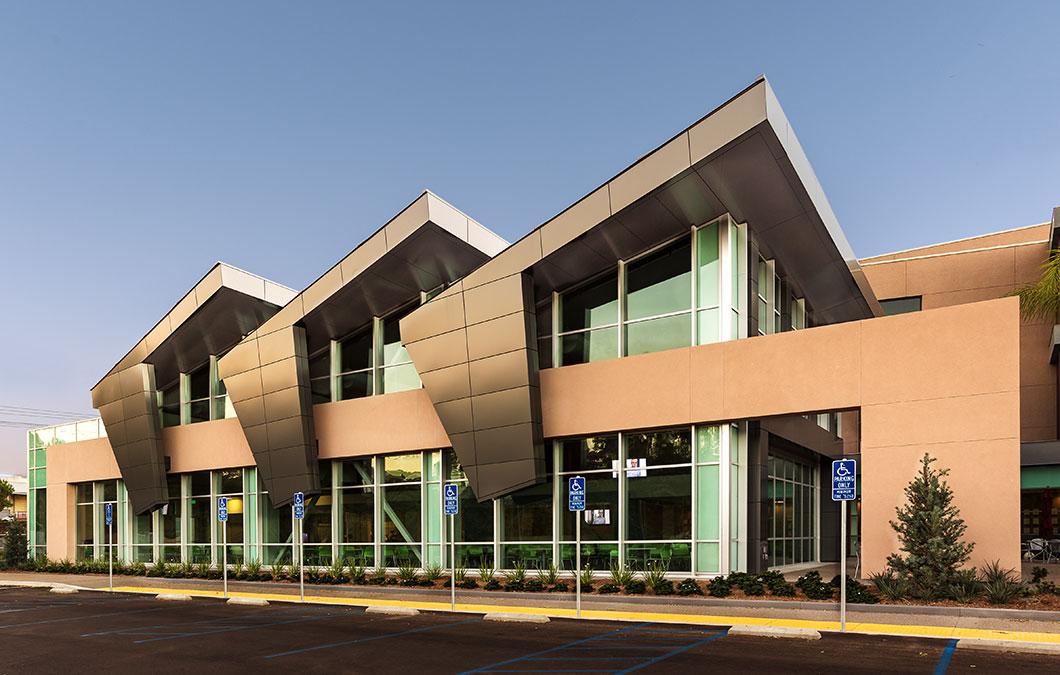 Cymer Cafe exterior