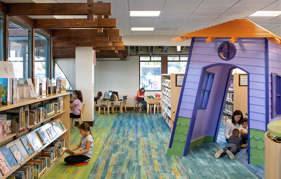 Mission Hills-Hillcrest/Knox Library Children's Area