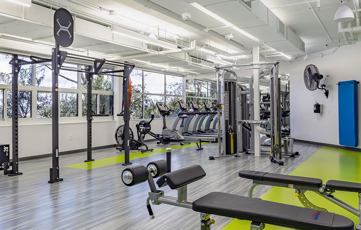 HCP Torreyana Road Fitness Center