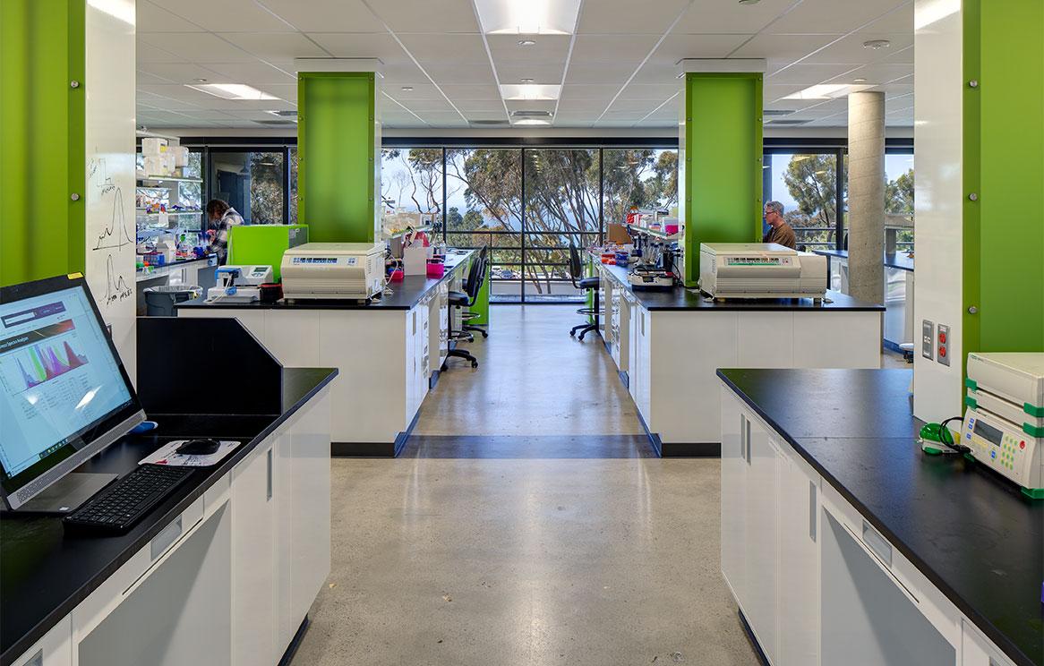 Inhibrx Lab Space