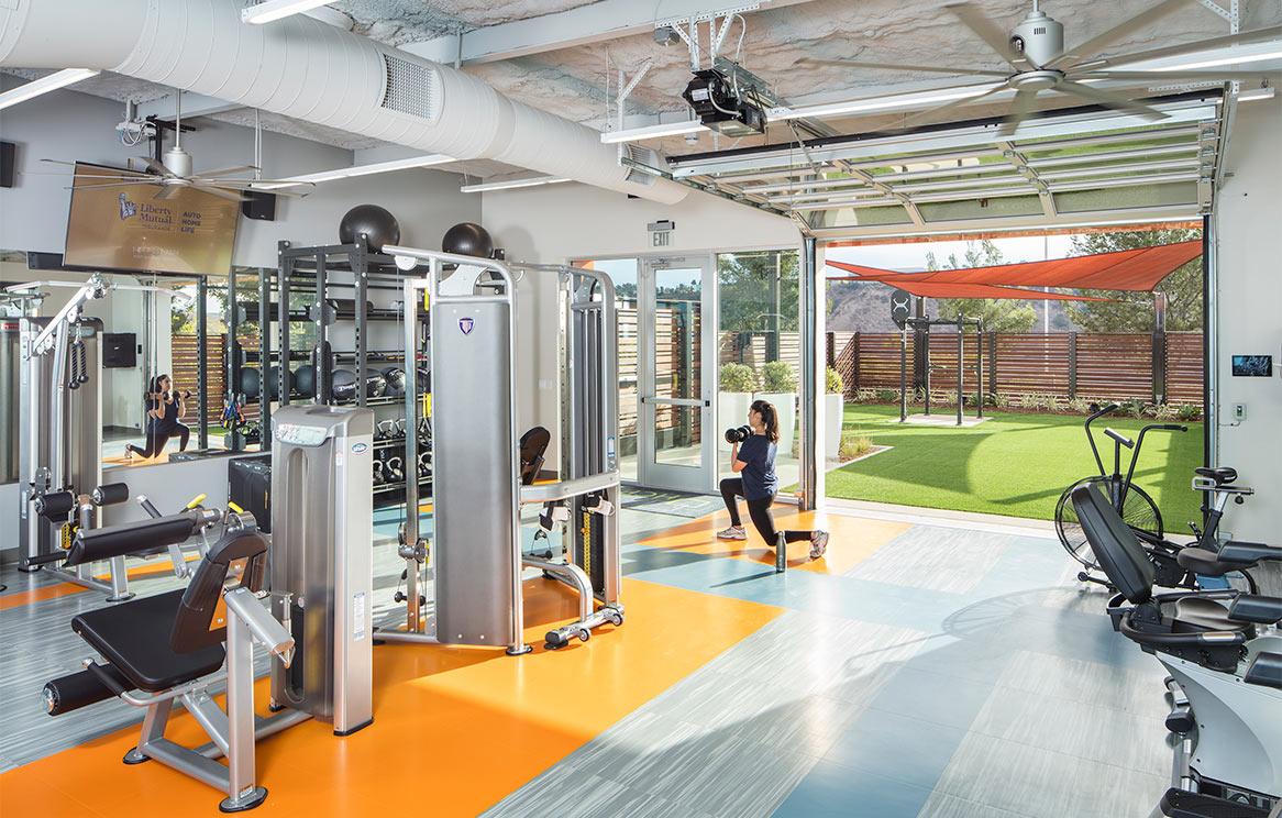 Healthpeak Sorrento Gateway Fitness Center