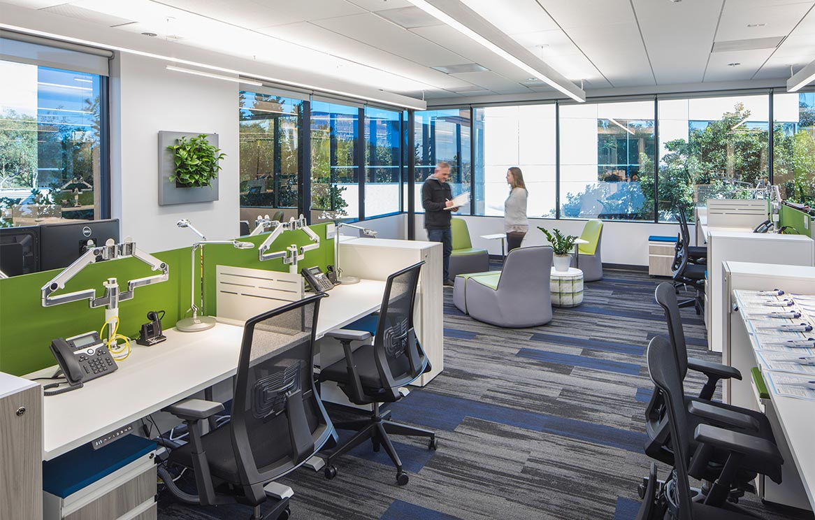 Navigate BioPharma Flex Office/Lounge Space