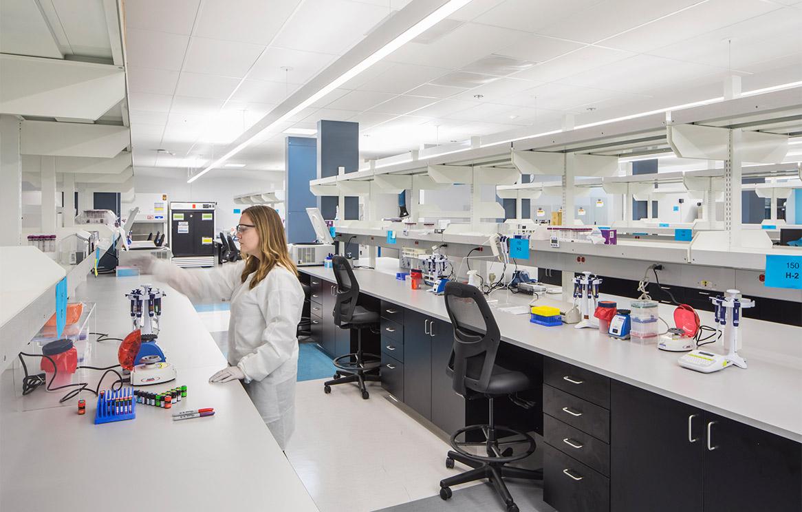 Navigate BioPharma Lab Space