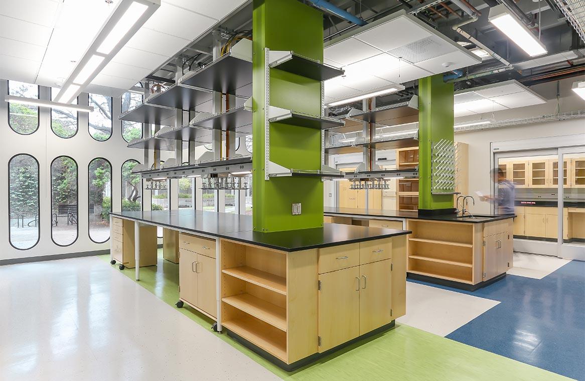 FPBA UCSD Muir Hall Lab