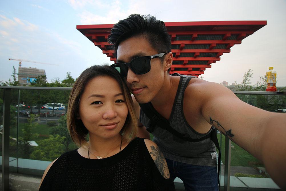 Ivan and Scarlett