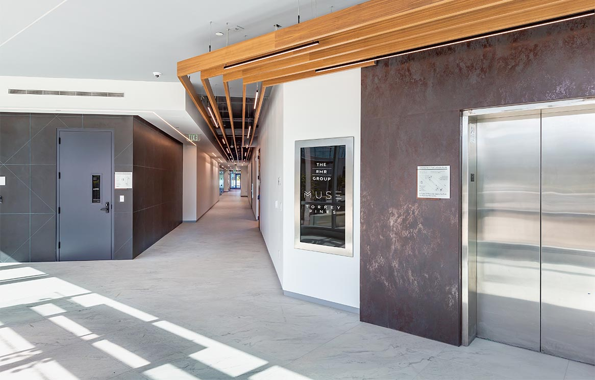Muse Campus Lobby