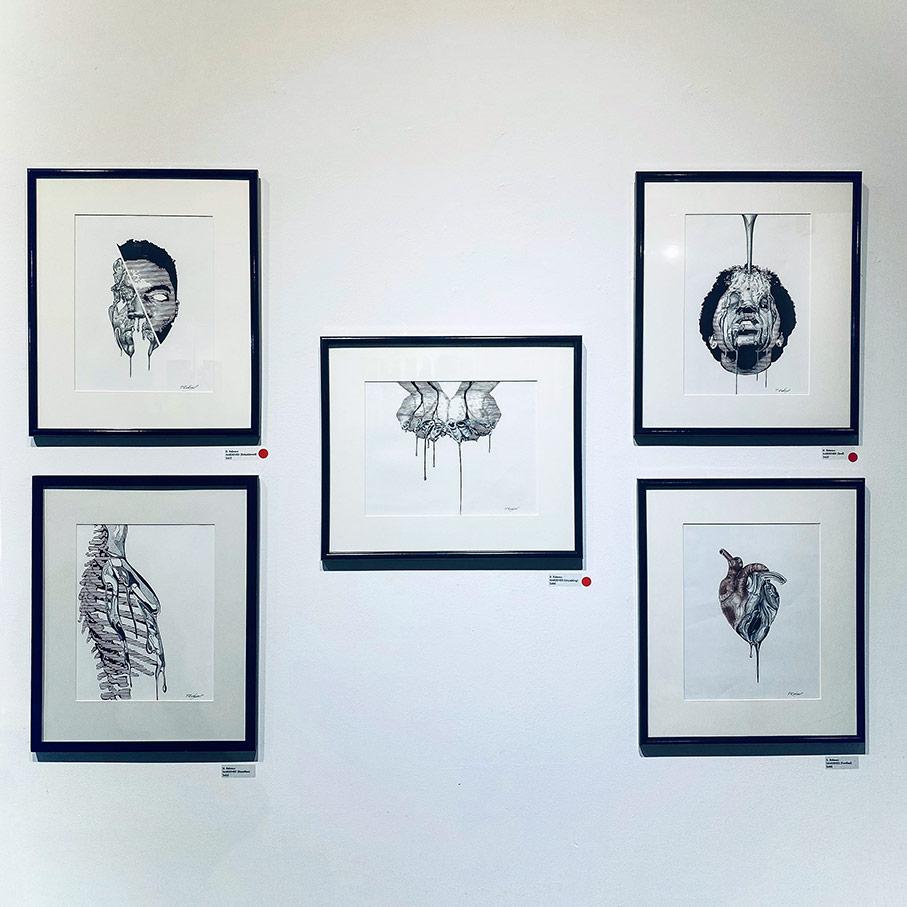 Donyelle's Art Exhibition